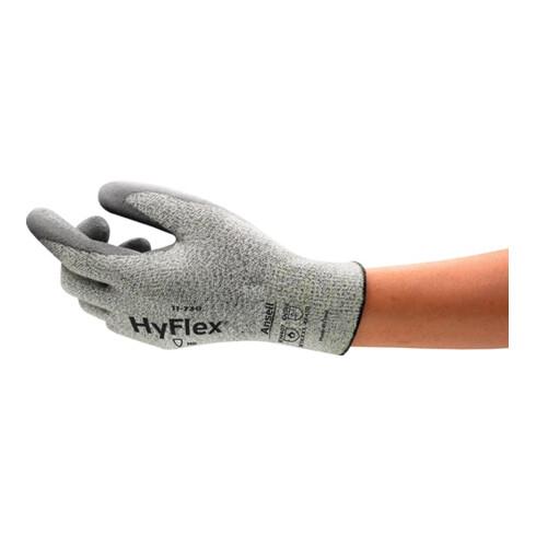 Schnittschutzhandschuhe HyFlex® 11-730 Gr.10 grau EN 388 PSA II 12 PA