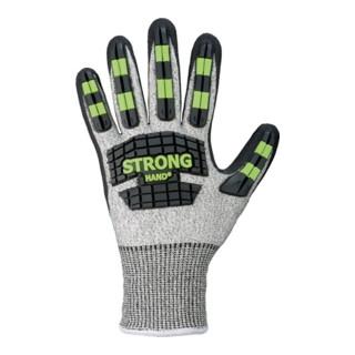 Schnittschutzhandschuhe Protect Madison Gr.10 grau/schwarz EN388 Kat.II 12PA