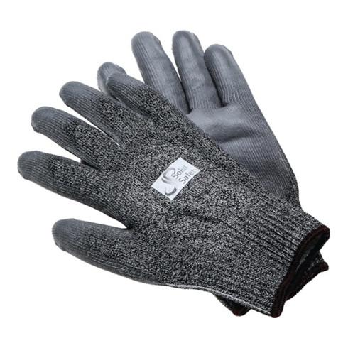 Schnittschutzhandschuhe Solid Safety Cut High Gr.8 grau EN 388 PSA II