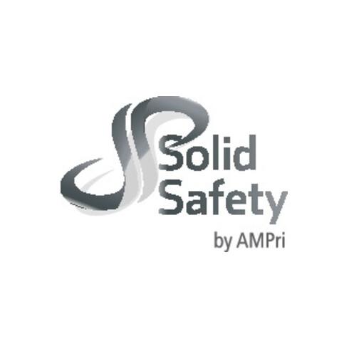 Schnittschutzhandschuhe Solid Safety Cut High Gr.9 grau EN 388 PSA II
