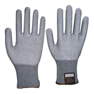 Schnittschutzhandschuhe Taeki 5 grau ohne Beschichtung EN388