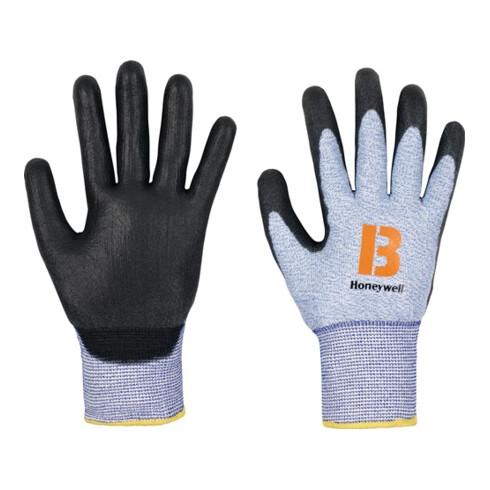 Schnittschutzhandschuhe Vertigo Grey First PU C&G B Gr.6 grau/schwarz 10 PA