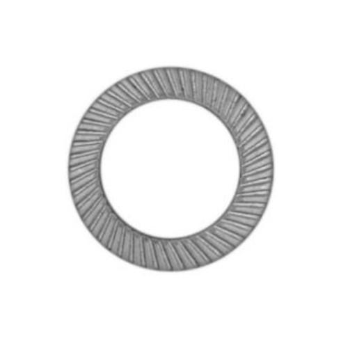 Schnorr-Sicherungsscheibe Form S (Standard) L-9024 A2