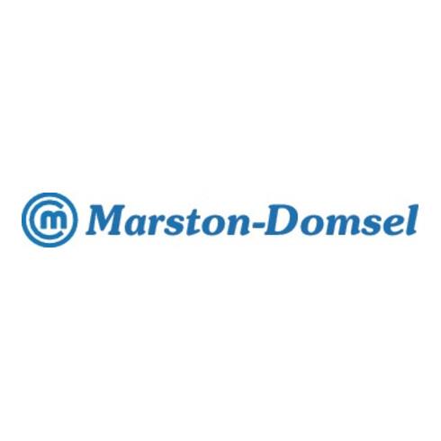 Schraubensicherung 585.243 10g mf.hv.dunkelblau NSF P1,DVGW Flasche MARSTON