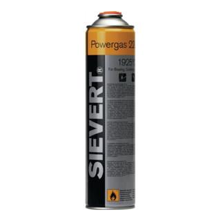 Schraubkartusche Powergas 2204 Inhalt: 600ml Flammtep.: 1925GradC