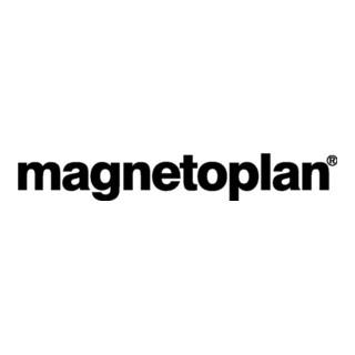 Schreibtafel B.900xH.600mm weiß magnetisch mit Aluminiumrahmen