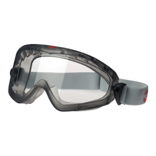 Schutzbrille 2890 klar m.Nylon-Kopfband Polycarbonatscheibe 3M