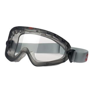 Schutzbrille 2890SA klar m.Nylon-Kopfband Acetatscheibe 3M