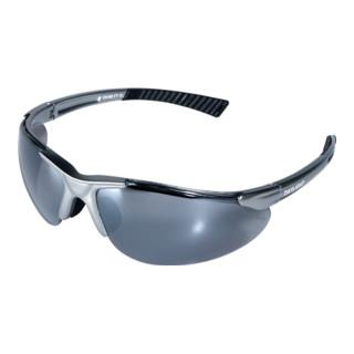 Schutzbrille Daylight dunkelgrau verspiegelt a.PC 100%