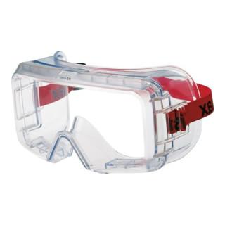 Schutzbrille Vistamax VX Vollsicht PC-Gläser klar m.indirekter Belüftung EN166