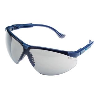Schutzbrille XC Rahmen blau Fogban-Scheibe klar beschlagfrei kratzfest EN166