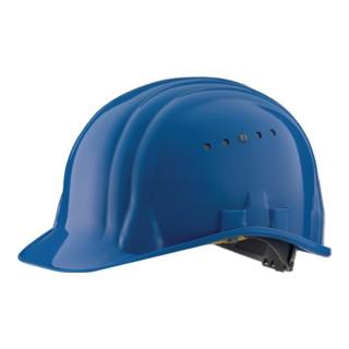 Schutzhelm Baumeister 80/6 blau Hochdruck-Polyethylen EN 397 SCHUBERTH