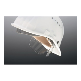 Schutzhelm Baumeister 80/6 weiß Hochdruck-Polyethylen EN 397 SCHUBERTH