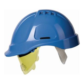 Schutzhelm EN397 Scott Safety Style 600 HXSPEC 6-Pkt. belüftet blau ca.350g
