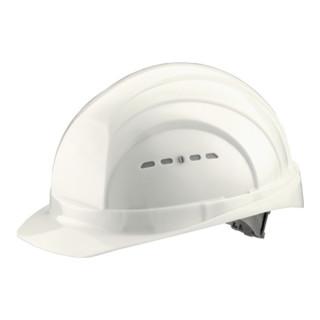 Schutzhelm Eurogard 6 weiß PE EN397 gr.Stirnfläche SCHUBERTH 6Pkt-Gurtband