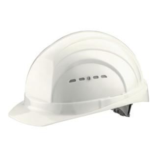Schutzhelm Euroguard 4 weiß PE EN397 gr.Stirnfläche SCHUBERTH 4Pkt-Gurtband
