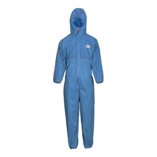 Schutzoverall CoverTexFR® C-3FR blau Kat.III COVERTEXFR