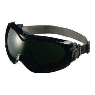 Schweißerbrille Dura-Maxx Gläser IR5 Polycarbonat-Scheibe EN166 EN169