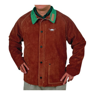Schweißerschutz-Jacke STEERSOtuff® Gr. L 100% CO 1 St. Weldas