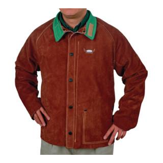 Schweißerschutz-Jacke STEERSOtuff® Gr. M 100% CO 1 St. Weldas