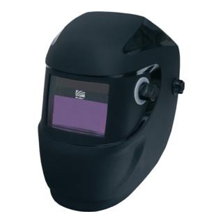 Schweißerschutzschild ArcOne 200V DIN9-13 EN175/379 Sichtfeld 46x98mm schwarz