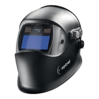Schweißerschutzschild Optrel e650 DIN4/9-13 Sichtfeld 50x100mm schwarz