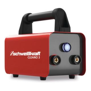 Schweißkraft Edelstahl Reinigungsgerät CLEANO 3 inkl. Erstausrüstungsset