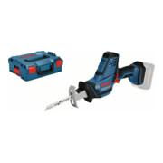 Scie sabre sans fil Bosch GSA 18 V-LI C Version Solo avec L-BOXX
