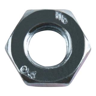 DIN 439-B/ISO 4035 Sechskantmutter niedrige Form
