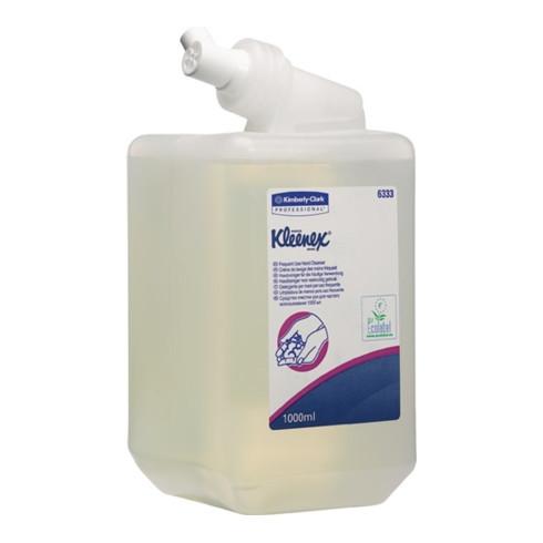 Seifencreme 6333 1l f.Spender 9000 474 121 mild,transp.KIMBERLY-CLARK