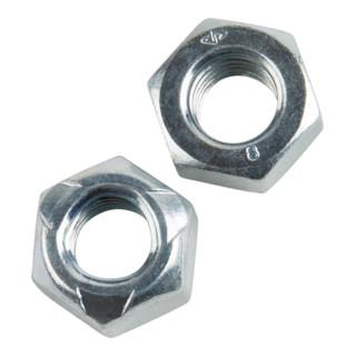 DIN 6925/ISO 7042 Sechskantmutter mit Metallklemmteil