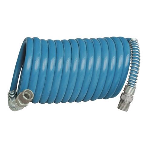 Set de tuyaux spiralés D. int. 6 mm D. ext. 8 mm L. 7,5 m polyamide EWO