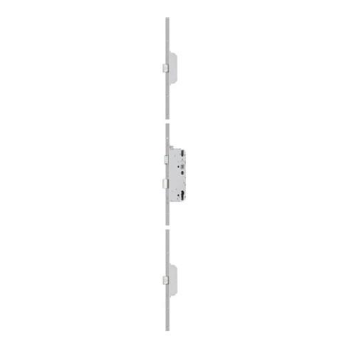 Sicherh.-Türverschl.Secury Autom.Fallenr.PZW20/65/92/10mm F-St.silber