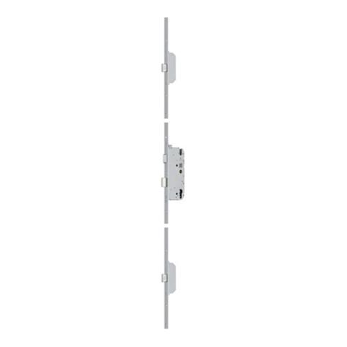 Sicherh.-Türverschl.Secury Massivriegel MR 2 PZW20/55/92/10mm F-St.silber 2285mm