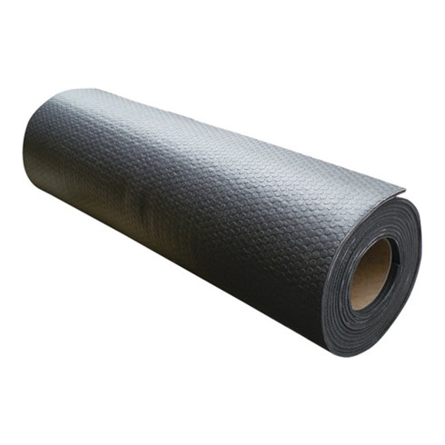 Sicherheitsantirutschmatte BLACK-CAT Panther -BCP- L0,2m B0,24m D4,5mm