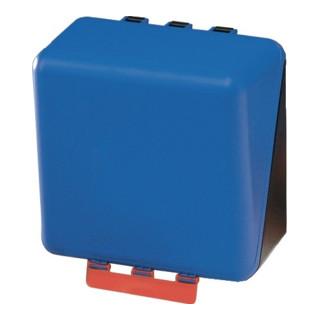Sicherheitsaufbewahrungsbox SecuBox – Midi blau L236xB225xH125ca.mm Gebra