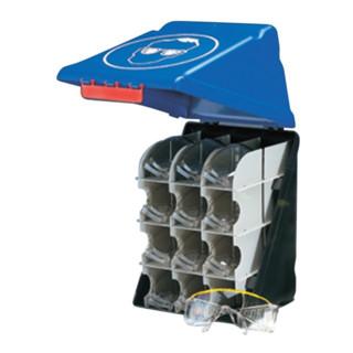 Sicherheitsaufbewahrungsbox SecuBox-Maxi 12 blau L236xB315xH200ca.mm