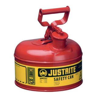 Sicherheitsbehälter f.brennbare Flüssigkeiten 7,5l mit Flammensperre