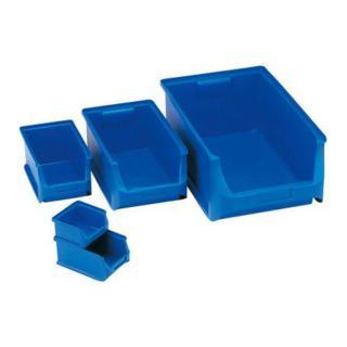 Sichtbox blau Gr.4 355x205x150 mm
