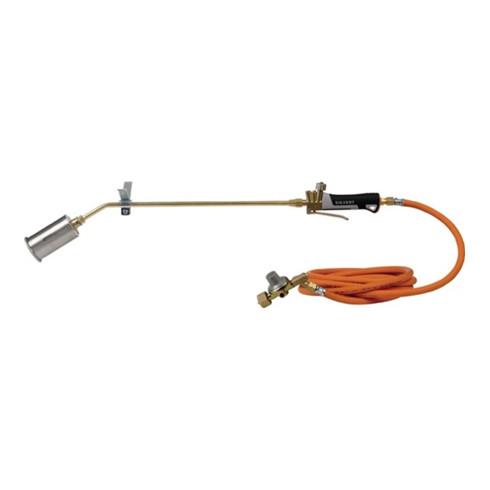 Sievert Hochleistungsbrenner Propan SET PRO 88 m. 5m Propanschlauch u. Druckregler 4bar