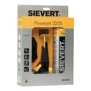 Sievert Lötlampe Powerjet 2235 m.Schraubkartusche 0,9 kW