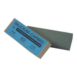Silicium-Carb.Bankstein 150x50x25mm K.grob/fein