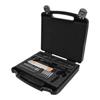 Smartphone-Reparaturset 47 teilig im Kunststoffkoffer Bernstein