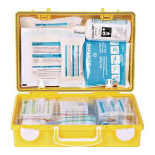 Söhngen Erste-Hilfe-Koffer Extra+Handwerk DIN13157 plus Erw. 310x210x130mm