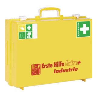 Söhngen Erste-Hilfe-Koffer Extra+Industrie DIN13157 plus Erw. 400x300x150mm
