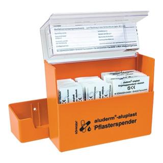 Söhngen Pflasterspender aluderm®-aluplast 160x122x57mm