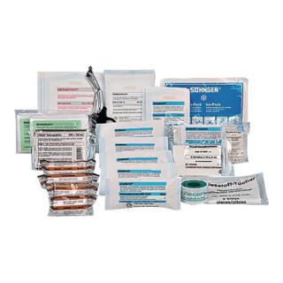 Söhngen Verbandschrankfüllung DIN13157 f.Verbandschränke,Erste-Hilfe-Koffer
