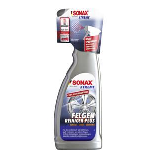 SONAX Xtreme FelgenReiniger PLUS 750 ml für verschmutzte Felgen
