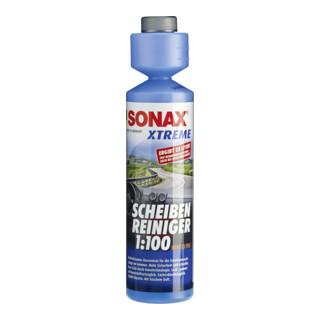 SONAX Xtreme ScheibenReiniger 1:100 NanoPro 250 ml für den Sommer