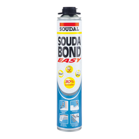 Soudal 1K Perimeterkleber Soudabond Easy orange 800 ml
